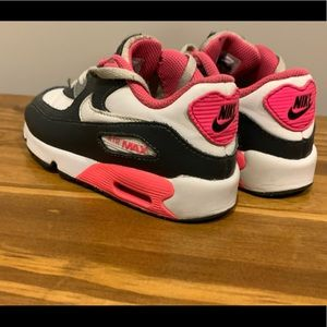Nike Air Max 90 LTR Anthracite/White-Hyper Pink